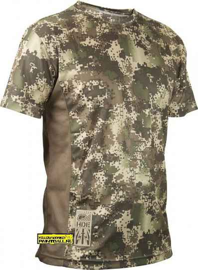 Planet eclipse HDE camo tshirt L