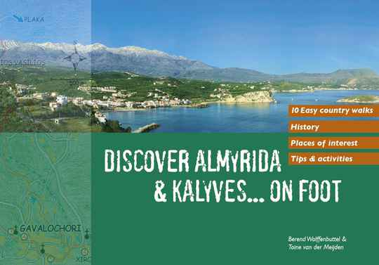 Discover Almyrida & Kalyves... on Foot