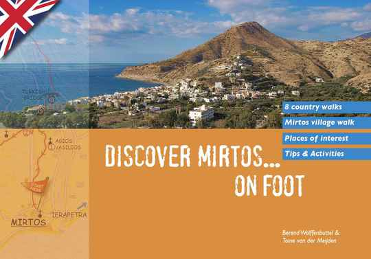 Discover Mirtos... on Foot