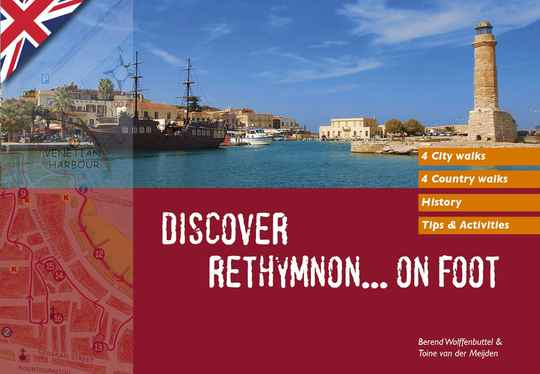 Discover Rethymnon... on Foot