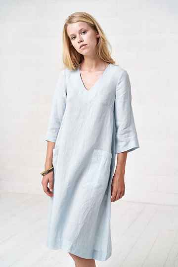 Bliss Linen - Tunic dress