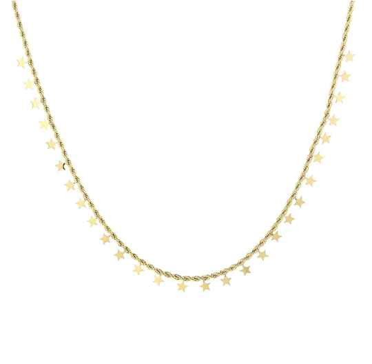 A lot of Stars Necklace
