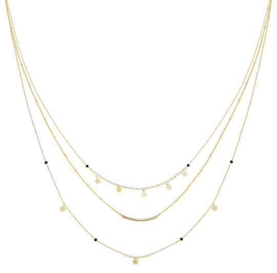 Famous Star Necklace