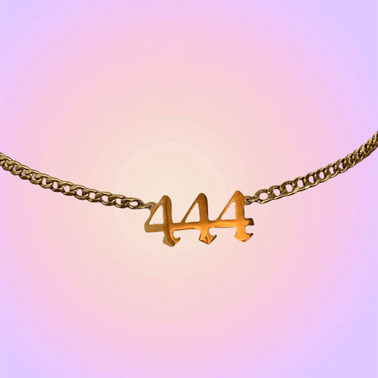444 ANGEL COLLECTION - Gold