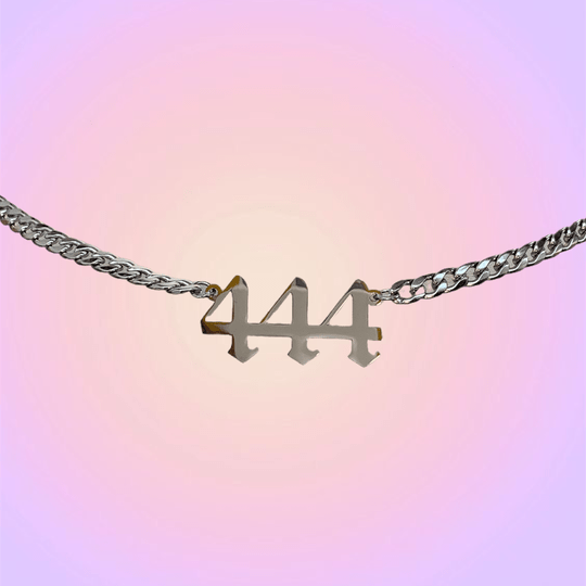 444 ANGEL COLLECTION -  silver
