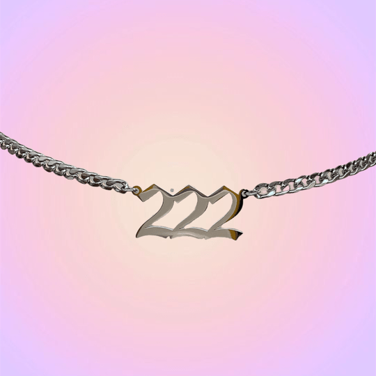 222 ANGEL COLLECTION - silver