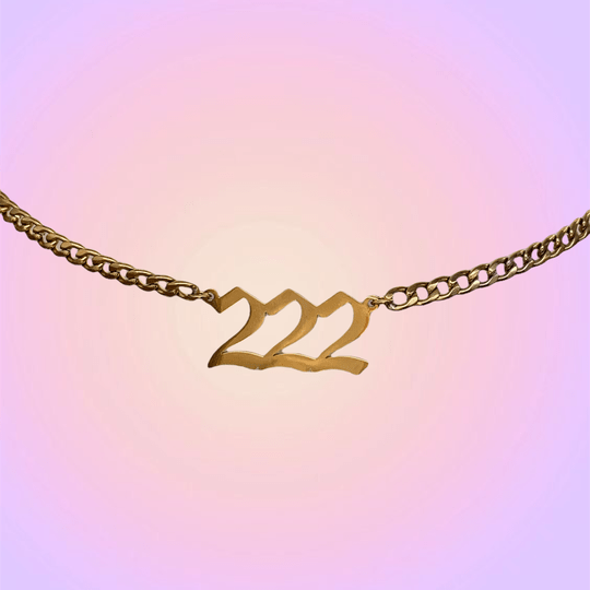 222 ANGEL COLLECTION - Gold
