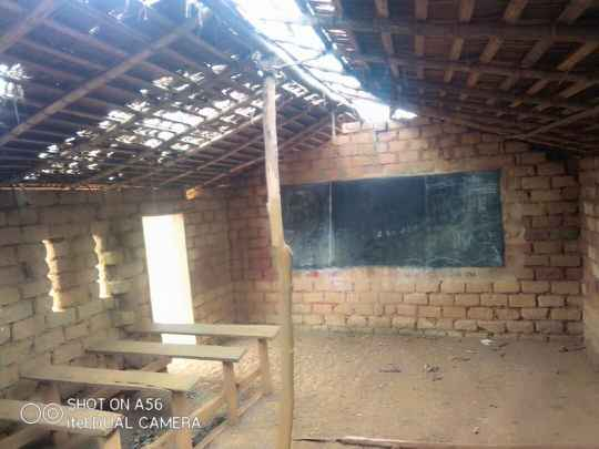 BASIC SCHOOL INFRASTRUCTURE NSUMBI (DRC)