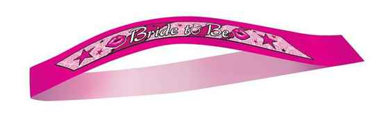 Sjerp Bride to be roze