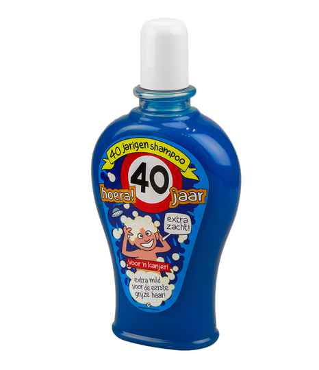 Fun Shampoo - 40 jaar man