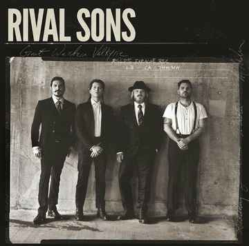 Rival Sons Great Western Valkyrie 1 X LP