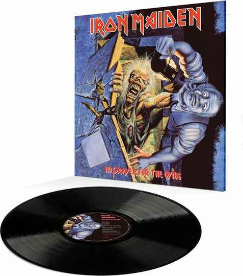 Iron Maiden - No Prayer For The Dying LP