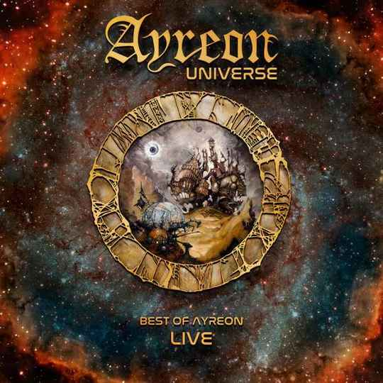 Ayreon -  Ayreon Universe - Best Of Ayreon Live (180g) (Limited Edition) 3LP