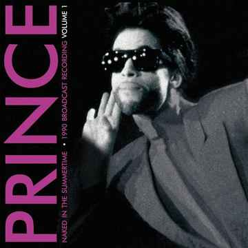 Prince Naked In The Summertime Vol. 1 1 X LP