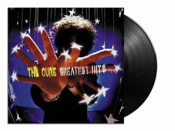 The Cure Greatest Hits 1 X LP