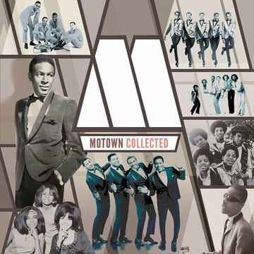 Motown Collected 2 X LP