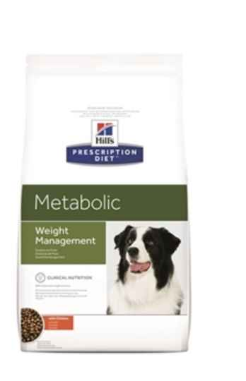 HILL'S CANINE METABOLIC 4 KG