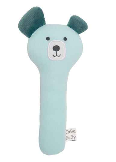 Rattle Bear Green