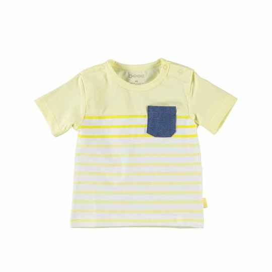 Shirt Striped with Pocket