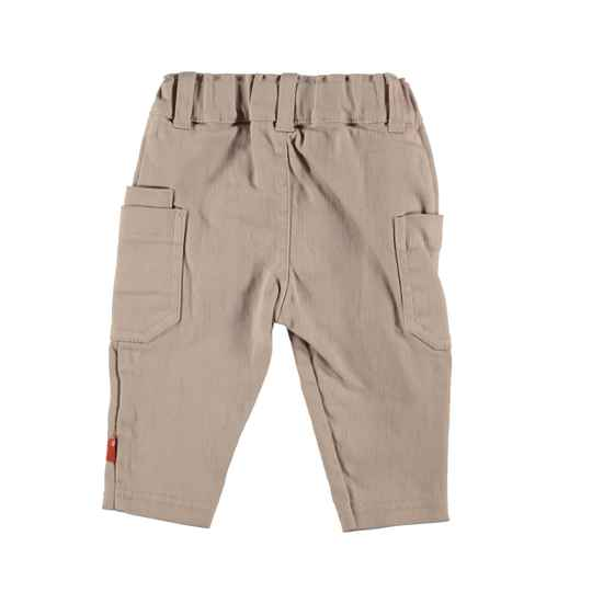 Pants with Pockets Sand