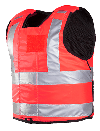 Helios fluo rouge gilet pare-balles NIJ-3A 04 XSmall
