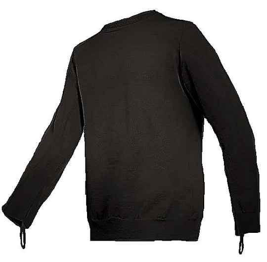 Torskin tee shirt double couche anti coupure noir Small