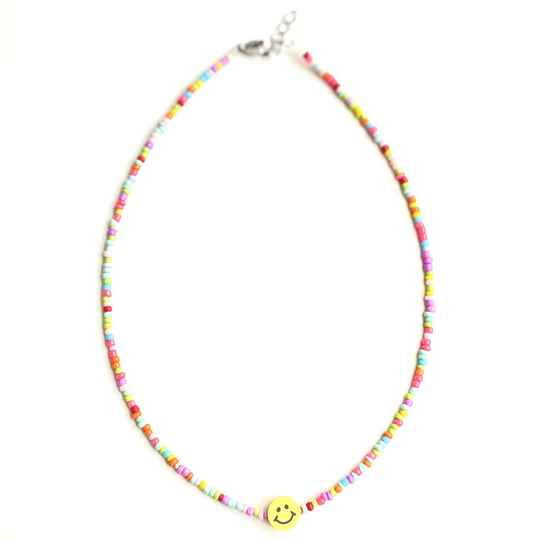 ketting- smiley