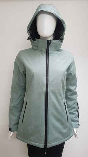 Nordberg Padded Softschell Dames Jas Olla