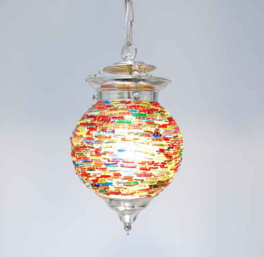 Oosterse Bangles Hanglamp