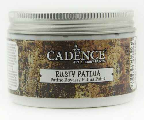 Cadence, Rusty Patina, Wit - 01 072 0006 0150