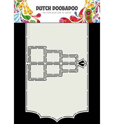 Dutch Doobadoo, Card Art, Present - 470.713.835
