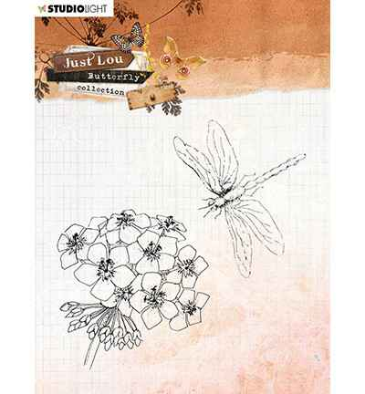 Studiolight, Clear Stamp , Butterfly Collection nr. 15 - STAMPJL15