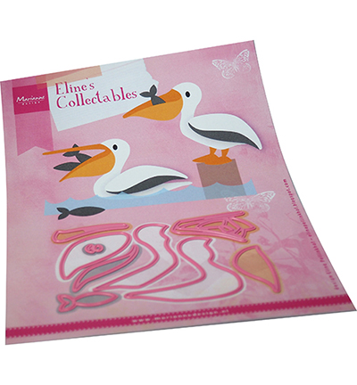 Marianne Design, Collectable, Eline's Pelican - COL1496