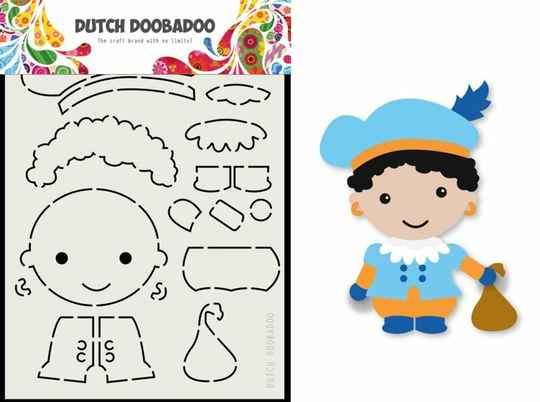 Dutch Doobadoo, Build Up, Piet - 470.713.826
