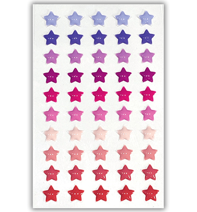 Julie Hickey Designs, Glossies, Stars, Berrylicious - PS-GLOS-010