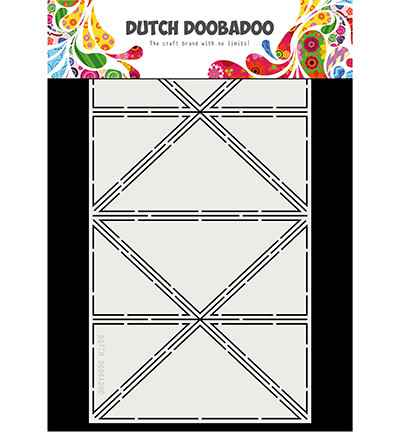 Dutch Doobadoo, Card Art, Tricon Fold - 470.713.854