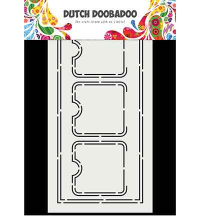 Dutch Doobadoo, Card Art, Slimline Label - 470.713.856
