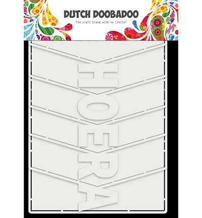 Dutch Doobadoo, Card Art, Hoera Album - 470.713.857