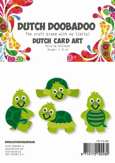 Dutch Doobadoo, Build Up, Schildpad - 470.713.828