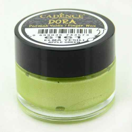 Cadence, Dora Wax, Apple Green - 6161