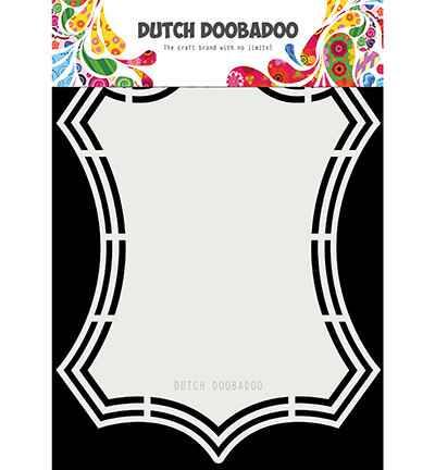 Dutch Doobadoo, Shape Art, Sea Bottom  - 470.713.208