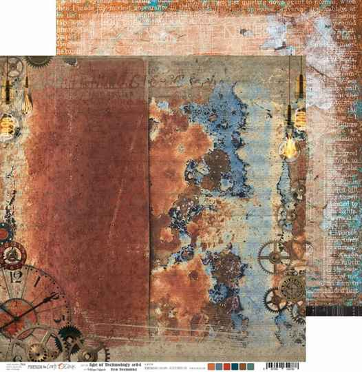 Craft O Clock, Scrapbookvel, Age of Technology 04