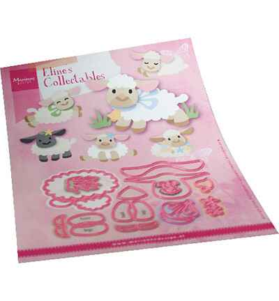 Marianne Design, Collectable , Eline's Lamb  - COL1494