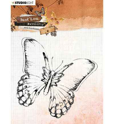 Studiolight, Clear Stamp , Butterfly Collection nr. 14 - STAMPJL14