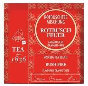 Rooibos Tea Blend Bush Fire (Orange)