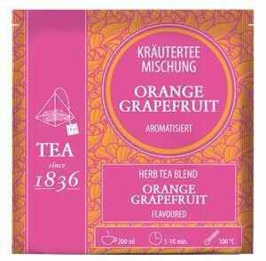 Herb Tea Blend Orange-Grapefruit