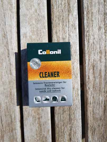 COLLONIL CLEANER SUEDE