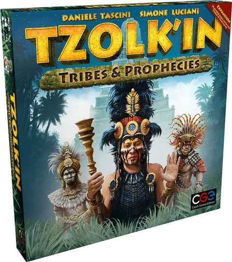 Tzolk'in: The Mayan Calendar - Tribes and Prophecies (uitbreiding)