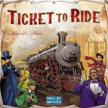Ticket to Ride - America
