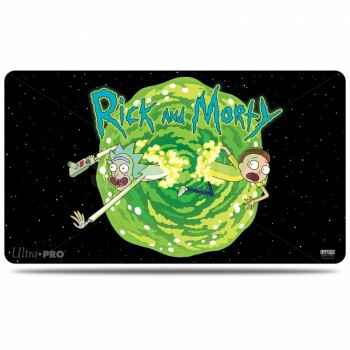 PLaymat - Rick and Morty